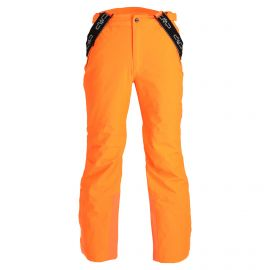 CMP, Ski pants skibroek heren fluo oranje