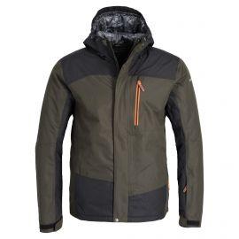 Icepeak, Capot ski-jas heren dark Groen