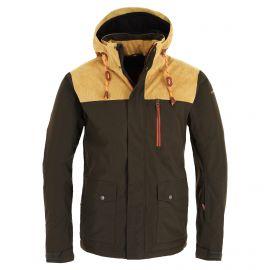 Icepeak, Charlton ski-jas heren dark Groen