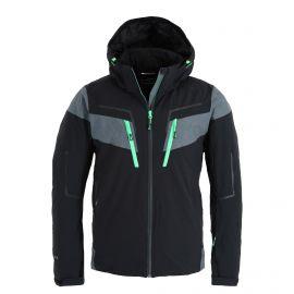Icepeak, Fielding ski-jas heren Zwart