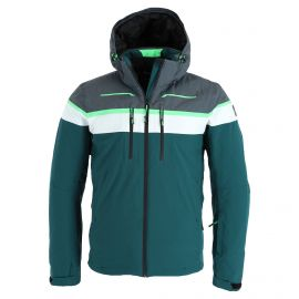 Icepeak, Filion ski-jas heren antique Groen
