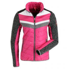 Almgwand, Engelsberg, ski-jas, dames, grijs/roze