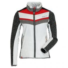 Almgwand, Engelsberg, ski-jas, dames, grijs/wit