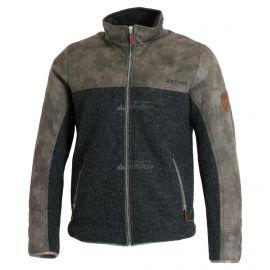 Almgwand, Polleskogel, ski-jas, heren, anthracite grijs