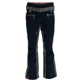 Almgwand, Preinerwand, softshell skibroek, dames, dark blauw/grijs