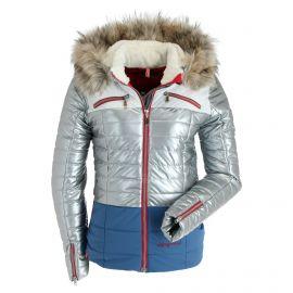 Almgwand, Salzeck KP, ski-jas, dames, silver/ blauw