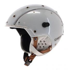 Casco, SP-3 Limited skihelm helm crystal Wit