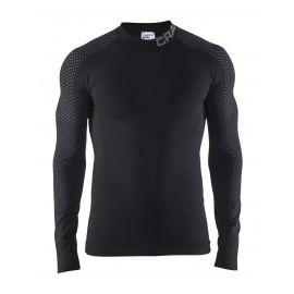 Craft, Warm Intensity CN LS, thermoshirt, heren, zwart