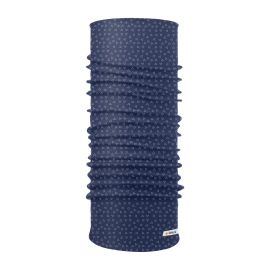 Deluni, Lightweight Neckwarmer Triangles, sjaal, blauw