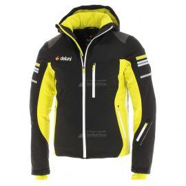 Deluni, Challenger 1, ski-jas, heren/junioren, geel/zwart