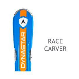 Dynastar, Speed Zone 6 Xpress, race ski's, winter 2016/2017, XPRESS 11 bindings ski's Blauw/oranje