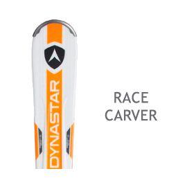 Dynastar, Speed Zone 9 CA, race ski's, winter 2016/2017, NX12 bindings ski's oranje/Wit