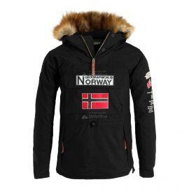 Geographical Norway, Barman 001 Parka ski jas heren Blauw