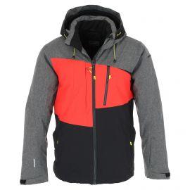 Icepeak, Carver, ski-jas, heren, lead grijs