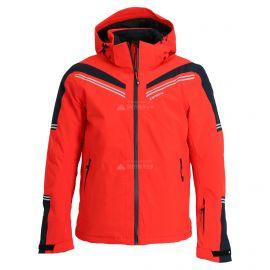 Icepeak, Fabius, ski-jas, heren, coral rood