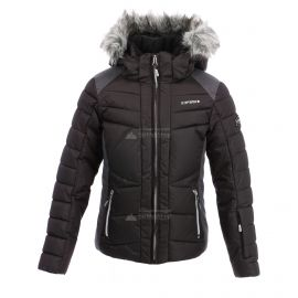 Icepeak, Hara JR ski-jas kinderen zwart