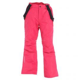Icepeak, Theron JR, skibroek, kinderen, burgundy roze