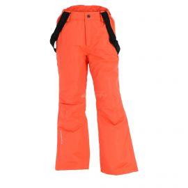 Icepeak, Theron JR, skibroek, kinderen, orange oranje