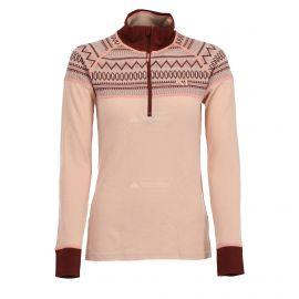 Kari Traa, Lokke H/Z shirt, thermoshirt, dames, roze