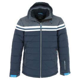 Killtec, Vigru, ski-jas, heren, navy blauw