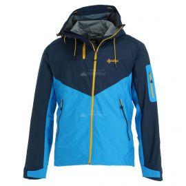 Kilpi, Metrix, hardshell ski-jas, heren, blauw