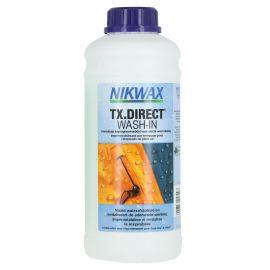 Nikwax, TX. Direct Wash-in, 1 liter, impregneermiddel voor ski- en outdoorkleding, onderhoudsproduct