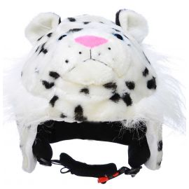 CrazeeHeads, Snow Leopard, helmcover