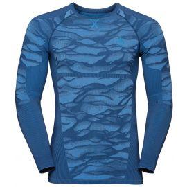Odlo, Blackcomb BL, thermoshirt, heren, blauw