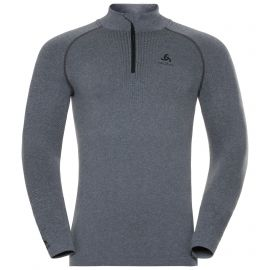 Odlo, Performance Warm BL, thermoshirt, heren, grijs