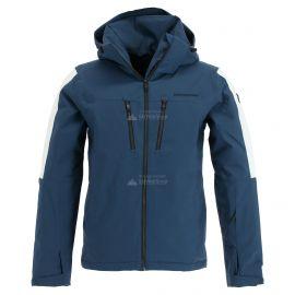 Peak Performance, Clusaz, ski-jas, heren, decent blauw