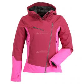 Peak Performance, Scoot, ski-jas, dames, rhodes rood