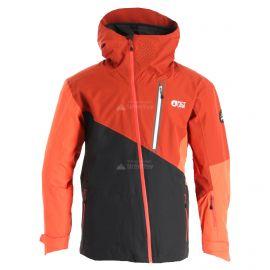 Picture, Alpin, ski-jas, heren, oranje