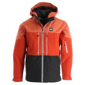 Picture, Object, ski-jas, heren, oranje