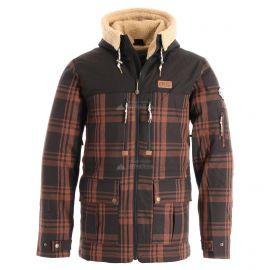 Picture, Vermont, ski-jas, heren, bruin