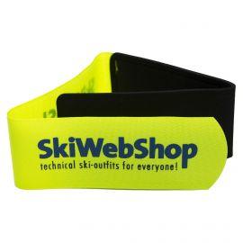 Pro De Con, Pro 50, Skiband, neon geel