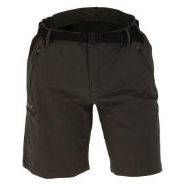 Regatta, Xert Stretch Shorts II, outdoorbroek, heren, grijs
