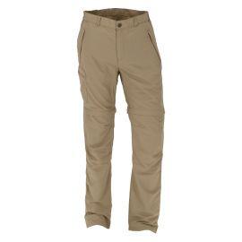 Regatta, Leesville Zip-Off Trousers, afritsbroek, outdoorbroek heren, parchment