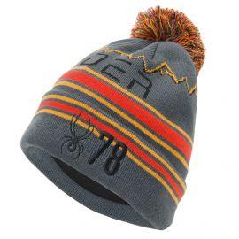 Spyder, Icebox hat, muts, ebony grijs