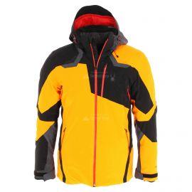 Spyder, Leader GTX, ski-jas, heren, flare oranje