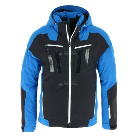 Spyder, Monterosa GTX, ski-jas, heren, blauw/zwart