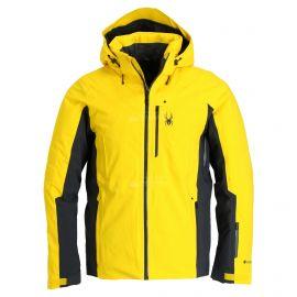 Spyder, Orbiter GTX, ski-jas, heren, sun geel
