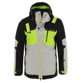 Spyder, Tordrillo GTX, ski-jas, heren, alloy grijs