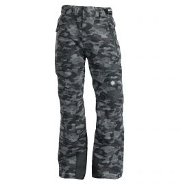 Superdry, SD Pro Racer Rescue Pant skibroek heren dot camo Zwart