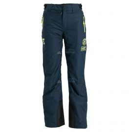 Superdry,SD Ski Run skibroek dames vortex navy blauw