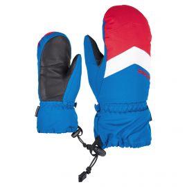 Ziener, Lettero AS Mitten Junior, skiwanten, kinderen, true blauw