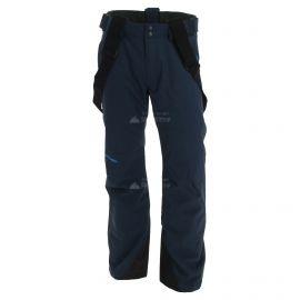 Ziener, Telmo, skibroek, heren, navy blauw