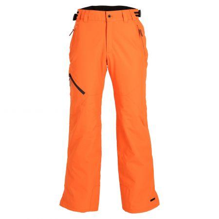 Icepeak, Colman skibroek heren dark oranje