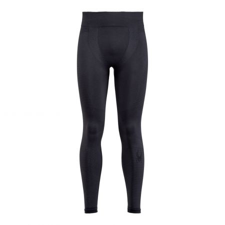 Spyder, Momentum baselayer pants, thermobroek, heren, zwart