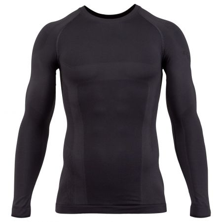 Spyder, Momentum baselayer top, thermoshirt, heren, zwart