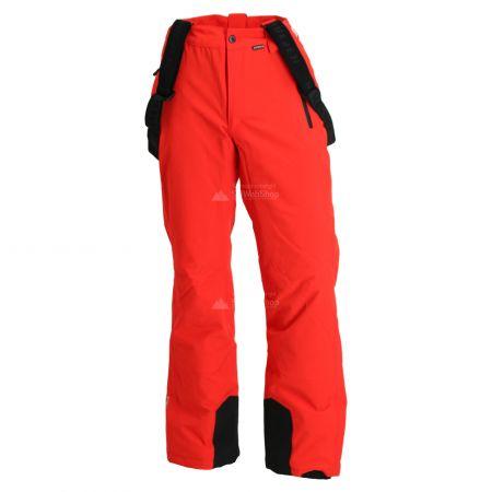 Icepeak, Noxos, skibroek, heren, coral rood